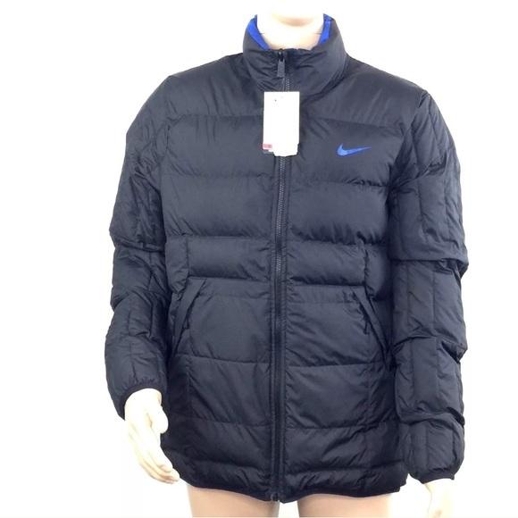 Nike Sportswear Reversible Flip It Jacket Large
